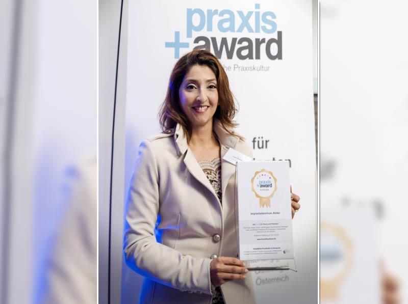 Implantatzentrum Alster - Dr. Leyli Behfar